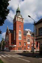 Supsk architecture (4) (Krzysztof D.) Tags: shiftn supsk pomorskie pomorze polska poland polen architecture architektura