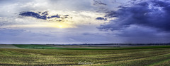 Morning (ZeGaby) Tags: panorama mist nature sunrise landscape champagne hdr pentax35mm pentax35mmf24 pentaxk3