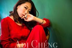 Adi_0023 (Adi Chng) Tags: adichng girl      redgreen