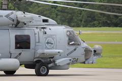 704,  Navy MH-60R Seahawk, HSM-74, Swamp Fox, North Myrtle Beach, South Carolina, Memorial Day 2016 (hondagl1800) Tags: navymh60rseahawk hsm74 swampfox northmyrtlebeach southcarolina memorialday2016 helicopter militaryaircraft navy usnavy seahawk mh60r