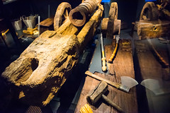 JUS_7310 (JusBrown) Tags: portsmouth historic dockyard mary rose maryrose hms warrior victory 2016