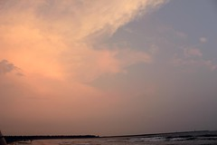 IMG_7873 (Pia Cheng) Tags: sea tainan beach  travel awesome sky taiwan   nature relax trip view