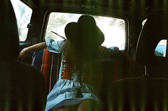 (Fabrizio Milazzo) Tags: girl portrait film 35mm lomography roadtrip van fashion boho hm fabriziomilazzo