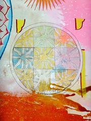DSC096675 (scott_waterman) Tags: scottwaterman painting paper ink watercolor gouache lotus lotusflower detail pink