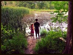 The Lily Pond (wynjym) Tags: grindstone creek lilypond