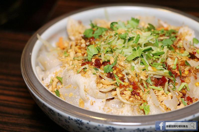雲之南麗江斑魚火鍋六張犁美食051
