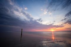 Ocean Sunset (Dominik Schlorff) Tags: ocean atlantic sky clouds landscape sony a7r 1635mm f28l ii sunset evening waves
