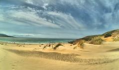 Playa de Bolonia, (Tarifa) (julio242) Tags: tarifa playadebolonia beach landscape ocean
