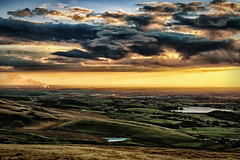Evening Light Blackstonedge (nigelhunter) Tags: evening light pennine littleborough landscape rochdale manchester hollingworth lake lancashire sunset west towards hill moorland moor