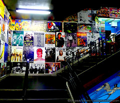 Afflecks - Manchester (Paulo Corceiro) Tags: manchester liverpool england united kingdom great britain uk salford quays deans gate afflecks davidbowie rockmusic popmusic joydivision sonicyouth thesmiths morrissey salfordladsclub unitedkingdom greatbritain rockposters poster graphics design shopping alternativeculture alternative mall