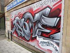 Asone graffiti, Bristol (duncan) Tags: bristol graffiti streetart asone