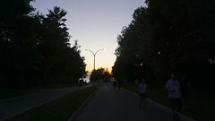 Two Weeks of Sunsets: Night of the Seagulls, August 6, 2016 (Craig James White) Tags: canada ontario brucecounty saugeenshores sunset lakehuron afterglow