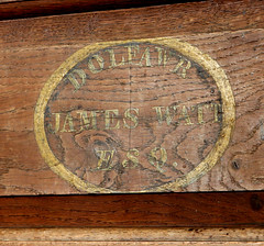Disserth, Radnorshire (Vitrearum (Allan Barton)) Tags: disserth radnorshire church medieval boxpews georgianwoodwork james watt engineer