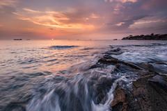 Antignano Sunset (Vaidas M) Tags: antignano livorno tuscany toscana sunset tramonto nikond800 nikkor1635mmf4afsvr nisiv3 leendgrad