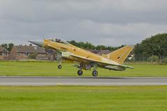 CS049 ZK618 (Vodka Burner) Tags: zk618 cs049 eurofightertyphoon eurofighter typhoon tarnish29 baesystems baewarton warton lancashire egcc fighterjet primertyphoon