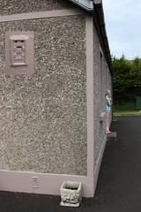 3451 (iainrmacaulay) Tags: ordnance survey flush bracket northern ireland