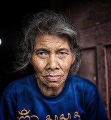 Indonesia (mokyphotography) Tags: indonesia bali donna woman ritratto portrait people persone viso face eyes occhi jatiuwih