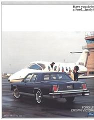 1985 Ford LTD Crown Victoria (Hugo-90) Tags: ford ltd crown victoria vic car auto ads advertising catalog brochure