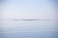 Rocks (johansson110) Tags: lake vnern mariestad water blue klippor vatten sj skrgrd