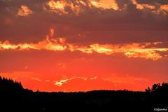 27082016-DSC_0045 (vidjanma) Tags: coucher soleil sunset rouge