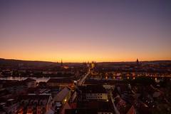 Wrzburg - Morning (thispin deva) Tags: wrzburg sunset gimp exposureblending panorama hugin rawtherapee