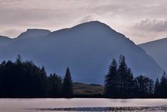 Loch Arklet & Ben Vorlich (brightondj - getting the most from a cheap compact) Tags: thirdwalkscotlandwaterlochloch arklet landscape trossachs