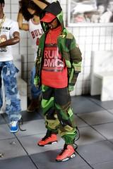 Plasticwood Metro Subway - B Boy James (Real Dolls of Plastic Wood) Tags: ken 16 scale run dmc clothing barbie homme train subway