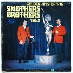 Smothers Brothers 1960s Vintage LP (Christian Montone) Tags: records albums lp vintage vinyl smothersbrothers