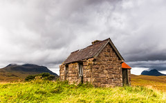 Home Improvements (Stoates-Findhorn) Tags: 2016 abandoned building chair croft culmore elphin furniture garden highlands mountains ruin scotland suilven unitedkingdom