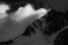 dark light (pat.netwalk) Tags: mountain morteratsch clouds shine snow copyrightpatrickfrank darknessandlight