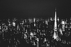 Tokyo (Brendan  S) Tags: tokyo tokyoskyline tokyoatnight thingstodointokyo blur blurwillsavetheworld brendans brendansphotography brendanstokyo brendansworkshops nikond7000 art