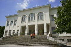 Saad-Aabad Palace ($ALEH) Tags: russian ukrainian iran tourists tehran shah