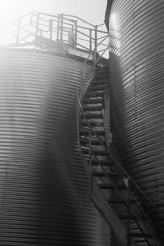 Stairs and Silos