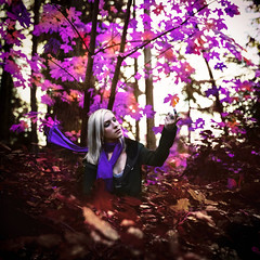 .vttir. (Kindra Nikole) Tags: autumn forest colorful purple magic twin kindra aphex soothe nikole