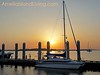 Fernandina Harbor Marina Sunset