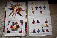 Double-Sided Sewing Machine Cover, In Progress (osiristhe) Tags: quilt sewing howto canonxsi