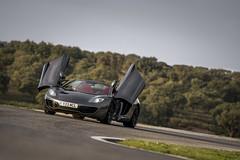 2013 McLaren 12C Spider (upcomingvehiclesx) Tags: auto car grey spider spain october mclaren vehicle launch ascari 2012 britishcar 12c 2013 graphitegrey mclarenautomotive britishsupercar 2013mclaren12cspider mclaren12cspider 12cspider 201312cspider