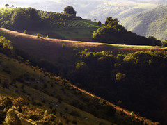 Radiša Živković  - Chasing the light (Radisa Zivkovic) Tags: morning light landscape dawn nikon scenery europe sunbeams gradina srbija sebia novavaros kanjonuvca