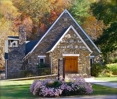 Rural Beauty (mystuart) Tags: building church rock stone architecture nc 1930s bell churches iglesia kirche eglise presbyterian 2012 kirke dillingham latedaylight mystuart ncpedia