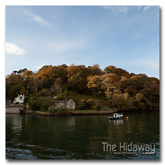 Autumn crossing (Simon Bone Photography) Tags: autumn fall water ferry river coast cornwall crossing coastal coastline squarecrop northwood cornish trelissick kingharryferry canon1740mmlf4 wwwthehidawaycouk canoneos5dmkii