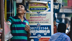 Overwhelmed with joy..!!! (HareshKannan) Tags: boy people smile happy nikon joy happiness kerala pleasure 55200mm d3100