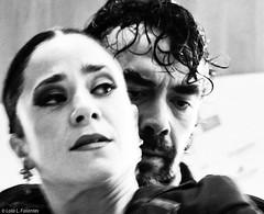 Por casualidad (Lou Rouge) Tags: show portrait bw woman man portraits dance sevilla retrato danza bn retratos flamenco bailando bailar espectculo contempornea mesdedanza marcosvargas porcasualidad danzaenespaciossingulares clobrl