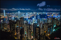 Hong Kong Skyfall (_Hadock_) Tags: china desktop windows light 6 detail apple skyline night clouds skyscraper buildings de lights james bay edificios mac nikon long exposure ipod gorilla 5 background creative 7 8 sigma peak commons screen victoria full hong kong seven xp tsa vista nocturna bond hd ocho 1020 eight fondo pantalla siete 2012 shim rascacielos iphone saver shui ipad kowlon gorillapod d80 comons skyfall