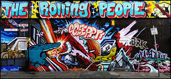 Cept/BRK TRP (Alex Ellison) Tags: urban streetart wall painting spectacular graffiti mural hackney brk eastlondon cept trp therollingpeople