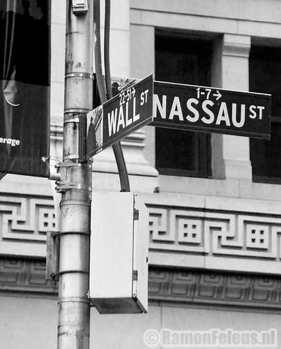 Wall Street / Nassau Street