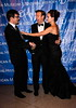 Bill Hader, Olivia Wilde, Jason Sudeikis The American Museum of Natural History Gala New York City, USA
