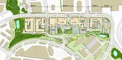 Arbor Row Proposed Development (fairfaxcounty) Tags: row arbor fairfax partners cityline tysons fairfaxcounty