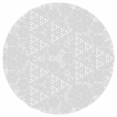 Circle packing (fdecomite) Tags: circle packing chain math gasket steiner tangency apollonian apollonius porism
