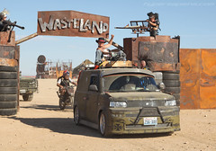 IMG_7190-3-3 (hypersapiens) Tags: 2005 party cars car ride desert post weekend apocalypse september vehicles event mojave convention finish gathering vehicle rides custom scion xb apocalyptic 2012 wasteland paintjob wastelanders wastelander fullset ww2012