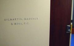 Interior Corporate Identity Signage